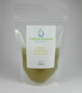 2 Day Organic Coffee Enema Solution Trial