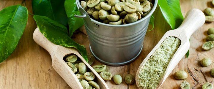 Image of Green coffee extract for enemas