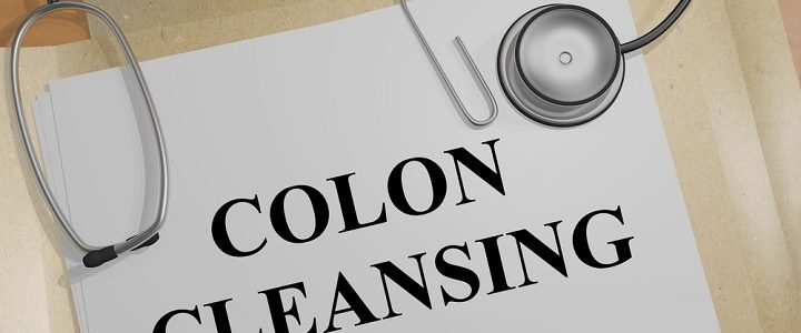 Image of an illustration of Colon Cleansing